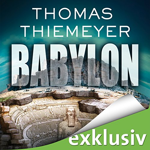 Babylon audiobook cover art
