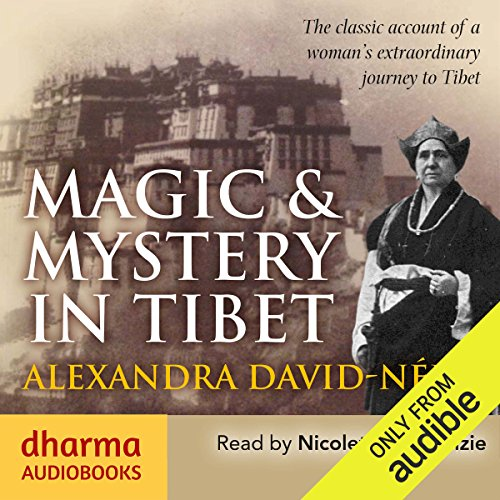 Magic & Mystery in Tibet Titelbild