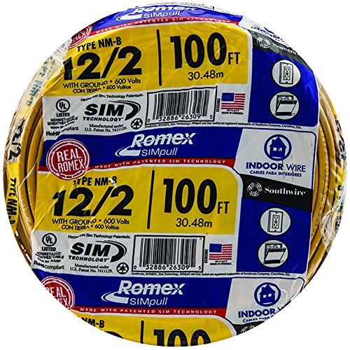 1000 ft 12 2 romex - 3