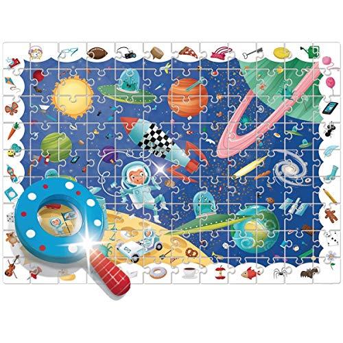 Baby Detektive Espacio - 108 Piezas