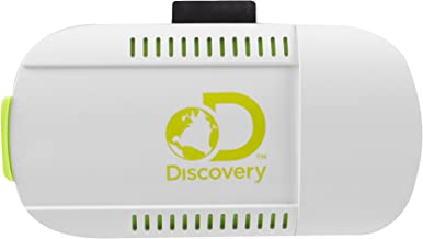 Discovery Kids VR Goggles, Virtual Reality Headset Perfect for Any Junior Adventurer, Comptabile with iOS or Android