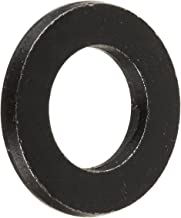 0.281 ID #2 Hole Size 1.000 OD Black Oxide Finish Steel Slotted Washer 0.250 Nominal Thickness Made in US