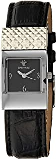 Spectrum Women' s Leather Band Watch - 93045LL-5