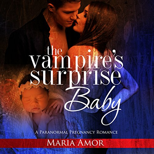 The Vampire's Surprise Baby audiobook cover art