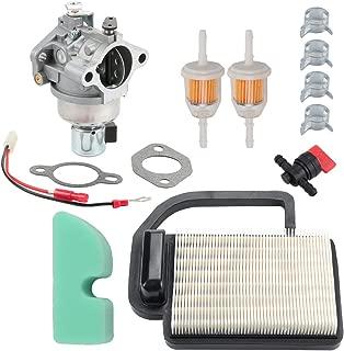 Butom 20-853-33-S 20 853 35-s SV530 Carburetor + 20 083 02-S Air Filter Tune Up Kit for Kohler Courage SV Series SV470 SV480 SV540 SV590 SV591 SV600 SV601 SV610 SV620 SV530S SV540S Engine