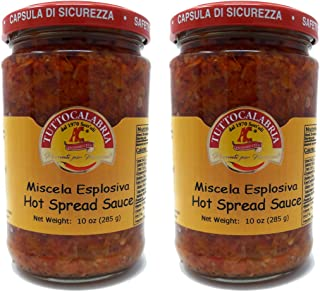 Tutto Calabria - Hot Chili Pepper Spread, 2 Pack