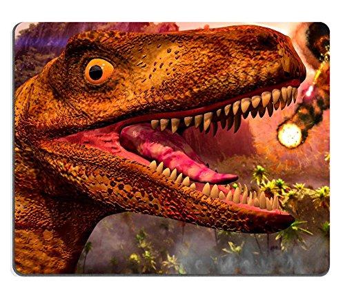 luxlady Gaming Mousepad Allosaurus wechselfarbige Täubling Bild-ID 6572797