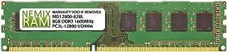 NEMIX RAM 8GB DDR3L-1600 UDIMM Intel DZ68ZV用