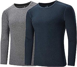ZITY Quick Dry ShirtMen Sport T Shirt Short Sleeve Running Tshirt Orange XXL