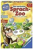Ravensburger Spielen und Lernen 24945 - Der verdrehte Sprach-Zoo