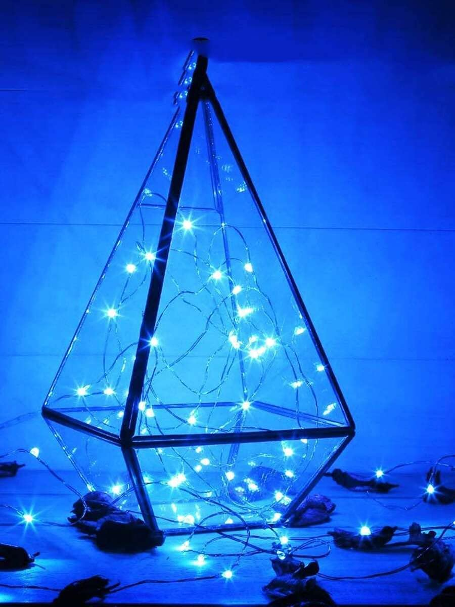 Led Fairy Lights 2pcs Copper Cash special price String Color Don't miss the campaign Bulb Light 30pcs with