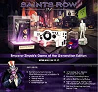 Saints Row IV - Game of the Generation Edition - Playstation 3 (輸入版)