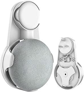 Cozycase Wall Mount for Google Home Mini, Nest Mini, Holder stand Google Home Mini (White)