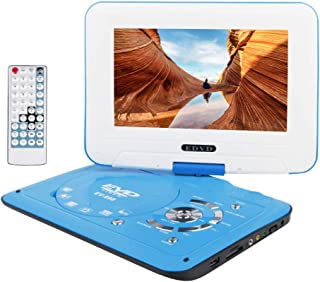 "Smyidel 9.8"" Portable DVD Player Supports SD Card/USB Port/CD/DVD, Rede Controller,2 Hour Rechargeable Battery, 9"" Eye-Pro..."