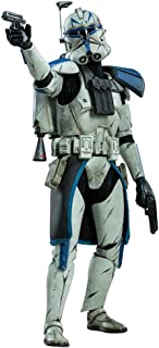 Military 's of Star Wars Star Wars Captain Rex ( Phase 2 armor version ) 1/6 scale plastic -painted action figure by Sideshow