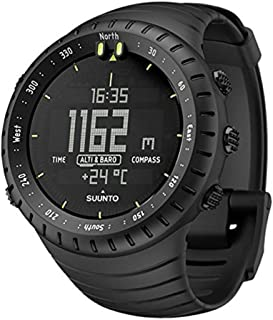 Suunto Core Digital Watch, taille unique , Noir