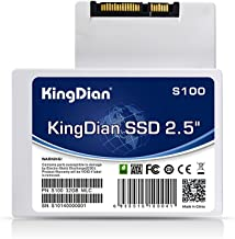 KingDian 2.5 inch SATA II 32G Portable External Solid State Storage Drive SSD for Desktop PCs and MacPro(S100 32G)