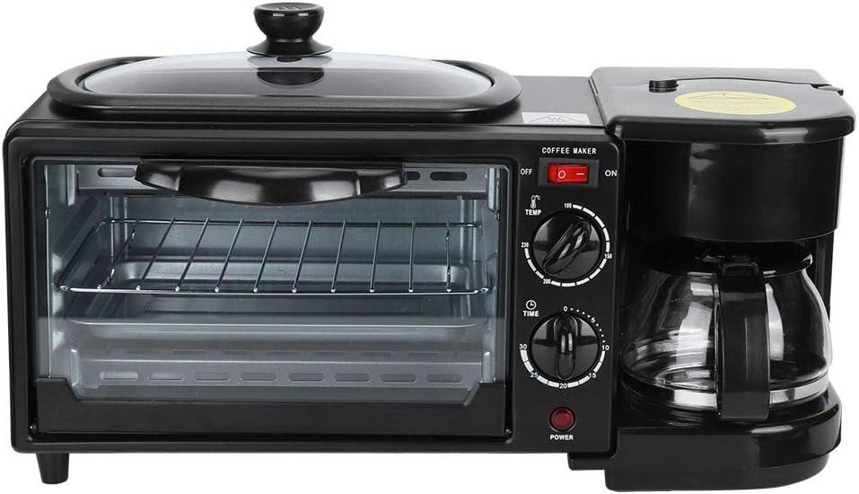 Máquina de desayuno tres en uno Wakects