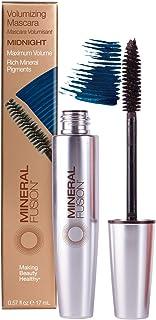 Mineral Fusion Volumizing Mascara, Midnight, 0.57 oz (Packaging May Vary)