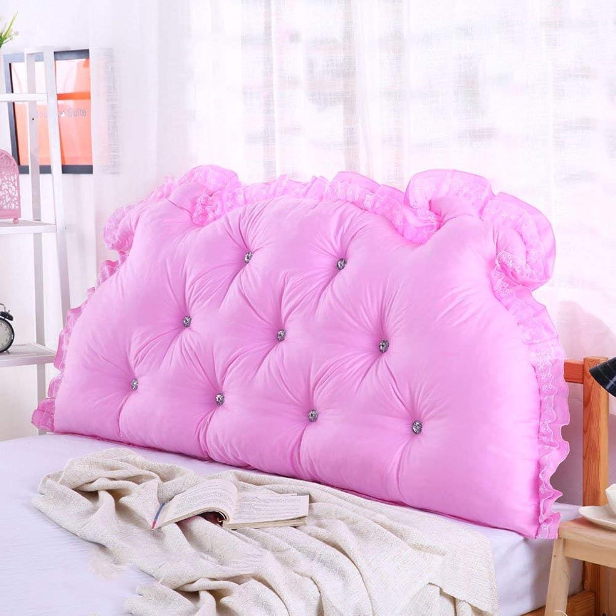 サイドボードいま内向きNanwu ベッドサイドの読書枕背部クッション、ソファーマットクッション100%綿背もたれ位置決めサポート枕 (Color : G, サイズ : 110x70x15cm(43x28x6inch))