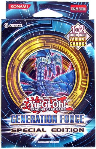 Yugioh Generation Force : Special Edition Pack [Toy]