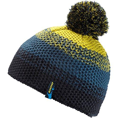Ziener ISHI JUNIOR hat Mütze, Blue Sea, S