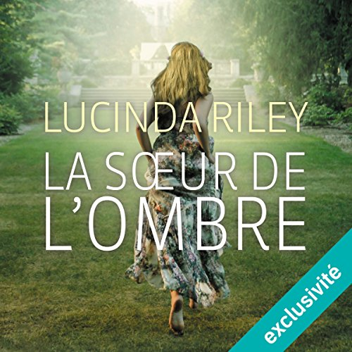 La sœur de l'ombre audiobook cover art