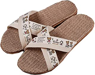 Comfortable Slippers - Crossover Design Outdoor Beach Shoes Sweat-absorbent Sandals EVA Non-slip Padded Sole