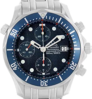Omega Seamaster Automatic-self-Wind Male Watch 2599.80.00 (Certified Pre-