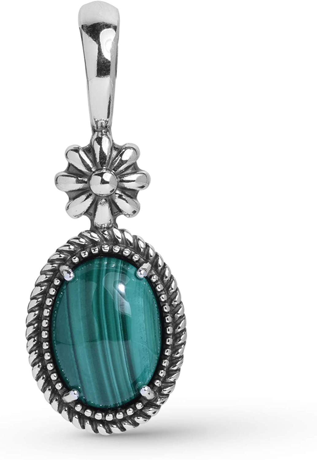 American West Sterling Gemstone Trust Excellence Choice Color of Native Flower Pe