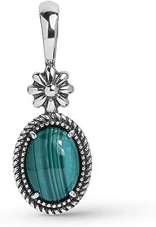 malachite native american jewelry