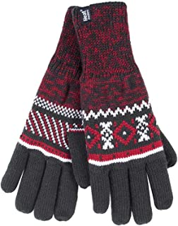 Heat Holders – Men's Thermal Heat Weaver Knitted 2.3 Tog Winter Gloves