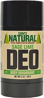 armpit discoloration natural deodorant