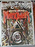 Manowar–59x 84cm zeigt/Poster