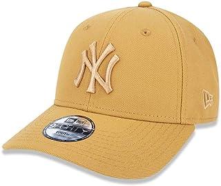 BONE JUVENIL 9FORTY ABA CURVA AJUSTAVEL MLB NEW YORK YANKEES ABA CURVA STRAPBACK KAKI NEW ERA