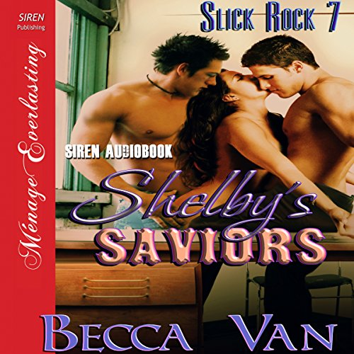 Shelby's Saviors cover art