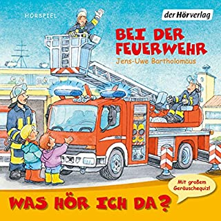 Bei der Feuerwehr Titelbild