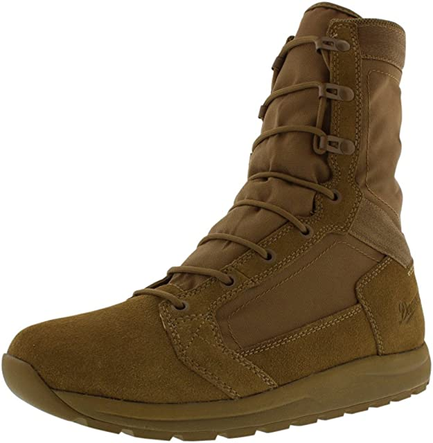 Danner Men's Tachyon 8 Inch Coyote Military and Tactical Boot