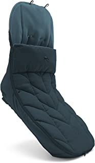 Down-Filled Cover to Keep Your Baby Warm and Visible During Winter Days or Nights Bugaboo High Performance Footmuff Stellar Universally Compatible with All Bugaboo Strollers