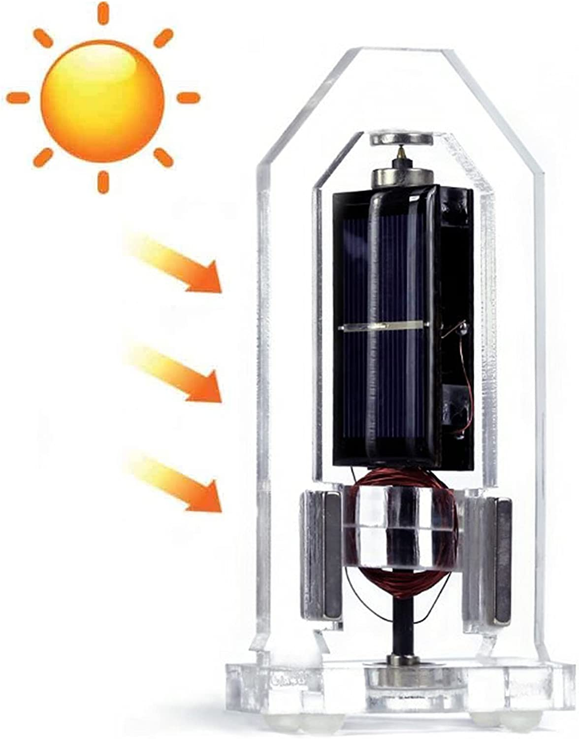 XYW Creativity Solar Magnetic Levitation Magneti Mendocino Motor Special price for a Our shop most popular limited time