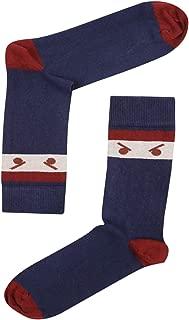 Ninja Eyes Desenli Erkek Çorap