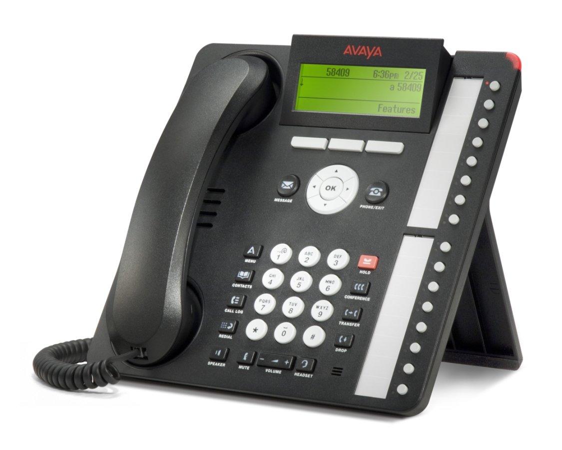 Avaya 1416 One de XTM UPN de mesa Teléfono para Avaya Teléfono ...