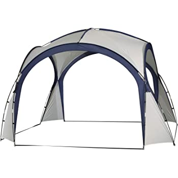 Royal Outdoor Camping 3.5m x 3.5m Event Shelter Temporary Gazebo