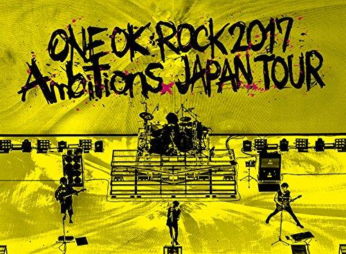 One Ok Rock - Live Dvd [One Ok Rock 2017 'Ambitions' Japan Tour] (2 Dvd) [Edizione: Giappone]