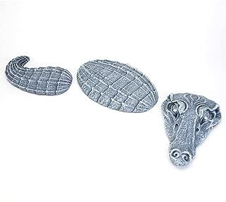 Best garden alligator stepping stones Reviews