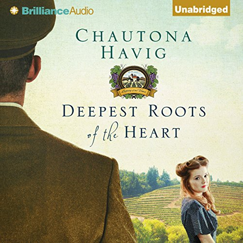 Deepest Roots of the Heart audiobook cover art