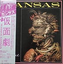 Kansas – Masque Japan Pressing with OBI ECPO-77