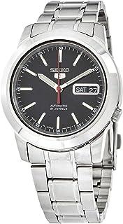 Seiko 5 Men Silver Automatic Analog Watch - SNKE53J1