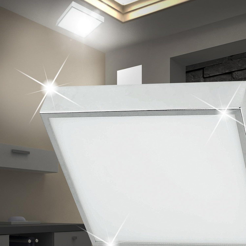 MIA Light Decken Chrom Lampe Badezimmerlampe Badezimmerleuchte Badlampe Badleuchte Deckenlampe Deckenleuchte