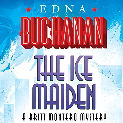 The Ice Maiden audiobook cover art